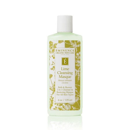 Eminence Organics Lime Cleansing Masque