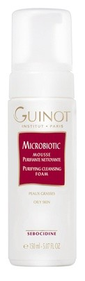 Guinot Microbiotic Purifying Cleansing Face Foam (Mousse Visage Purifiante Nettoyante)