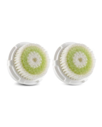 Clarisonic Acne-Prone Skin Replacement Brush Head Twin Pack